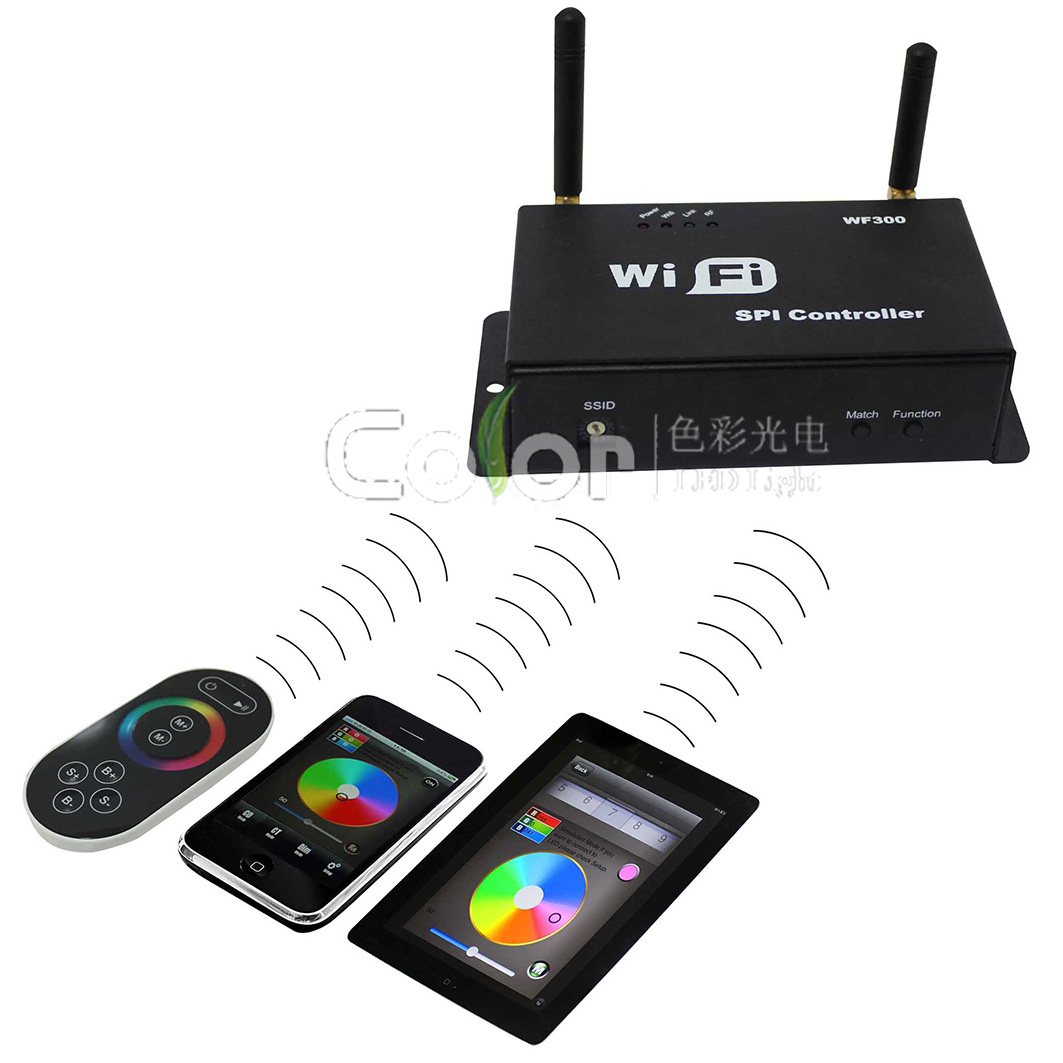 DIgital WIFI 300  LED Controller