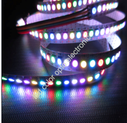 144leds per meter new design apa102 rgb 5050 led strip