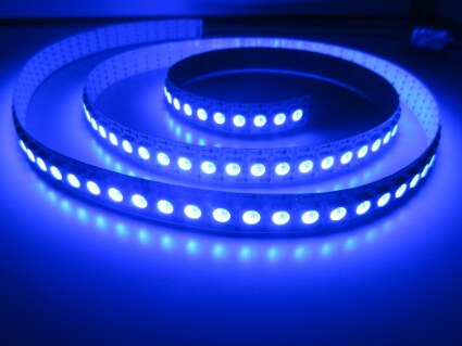 5050 blue APA102 smd led strip