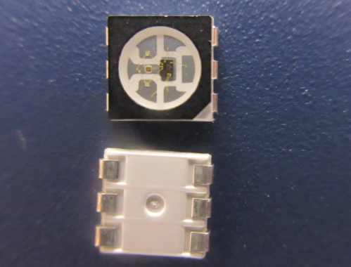 SK6812 6pin SMD 5050 RGB LED Chip