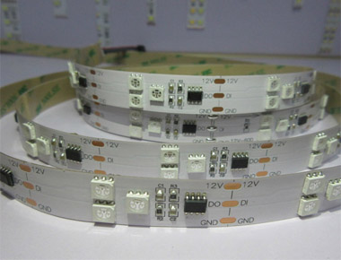 Triangle WS2811 RGB LED STRIP