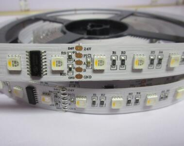 DMX512 5050 RGBW LED STRIP 24V